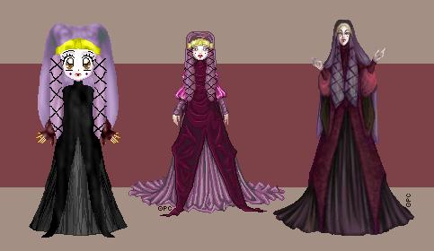 Amidala timeline, for the lulz by FionaCreates