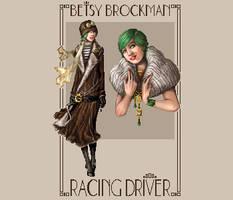 Betsy Brockman by FionaCreates