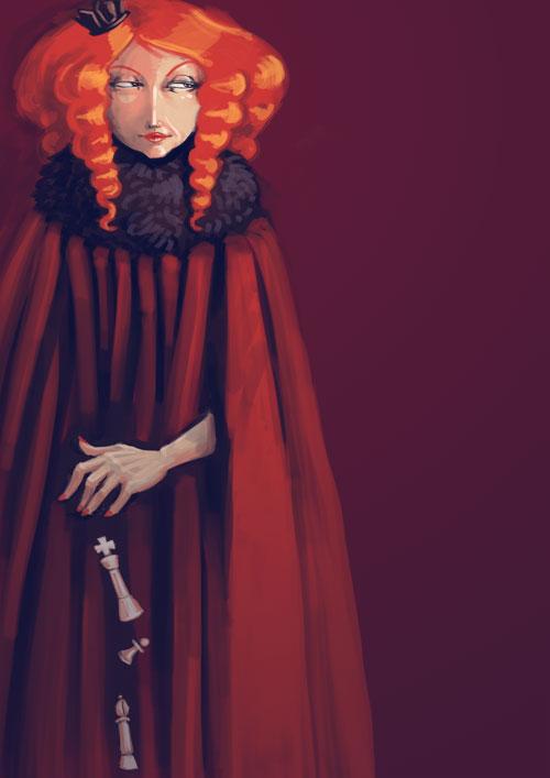 Lady Macbeth by FionaCreates