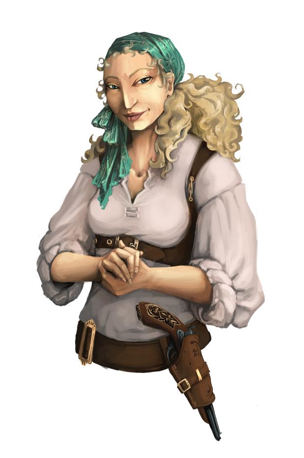 Commish - Daenerys by FionaCreates