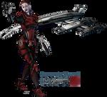 Commander Shepard - MDG1