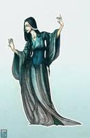 Polgara the Sorceress by FionaCreates