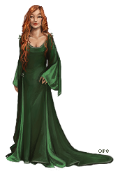 Redoll: Dress Robes by FionaCreates