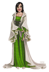 Redoll: Cream Robes