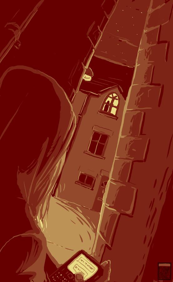 After Dark by FionaCreates