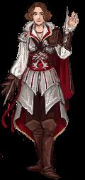 Halloween Collab - Fiona goes Assassin by FionaCreates