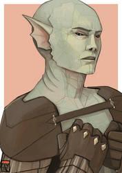 Commission - Steamhawke - Herring Finn by FionaCreates