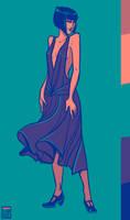 Hairpin - Ruth by FionaCreates