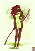 Colour Shift Reaper by FionaCreates