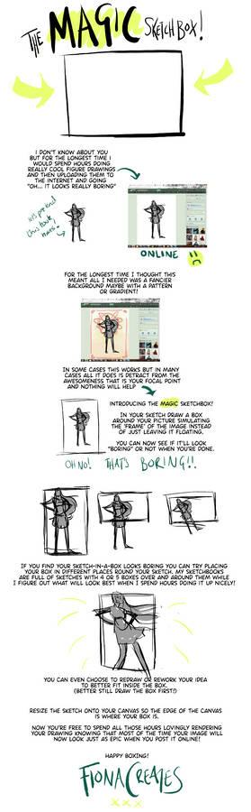 Tutorial - The MAGIC SketchBox