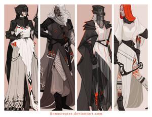 Carmine Warriors