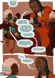 Comic Commission - ArynChris by FionaCreates