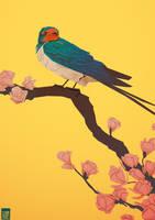 Swallow by FionaCreates
