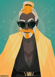 Beardy Witch by FionaCreates