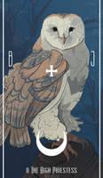 II The High Priestess by FionaCreates