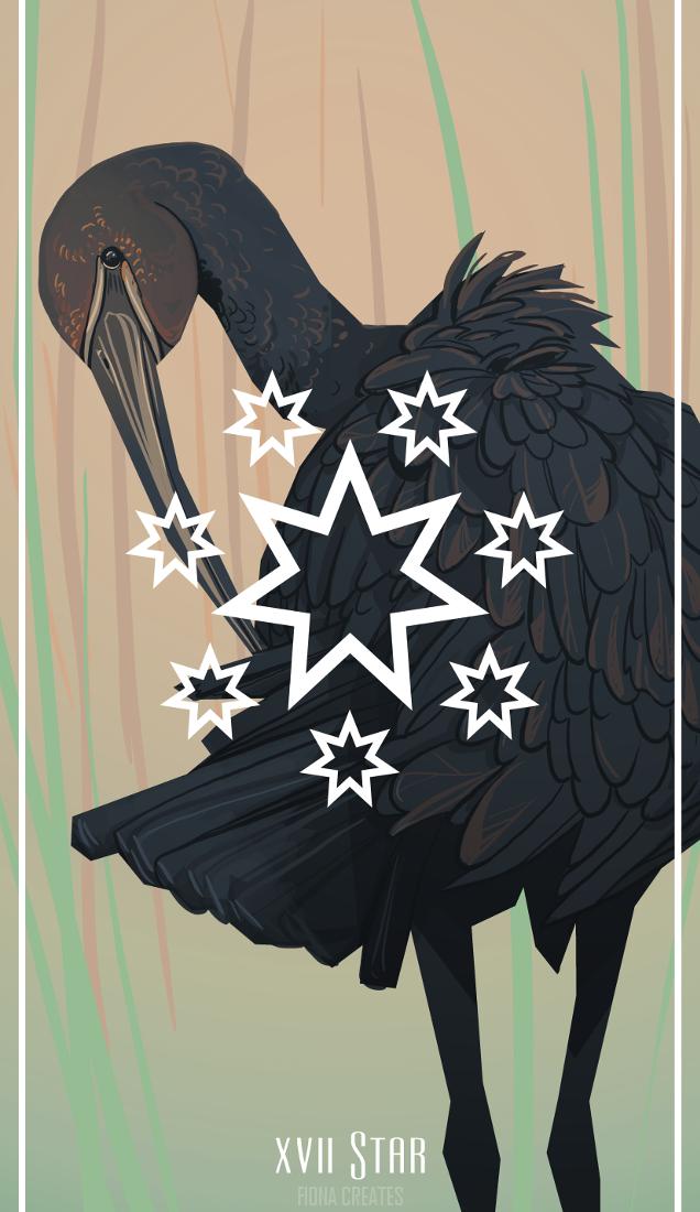 XVII Star by FionaCreates