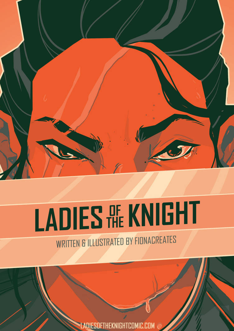 Ladies of the Knight - Comic