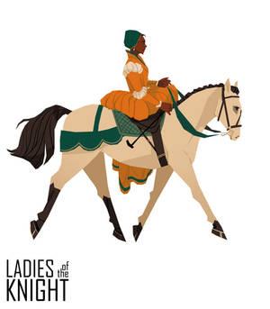 Minerva - Horseriding - Ladies of the Knight
