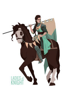 Corsa and Fina - Ladies of the Knight