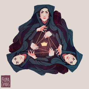 Weird Sisters - Kingmakers