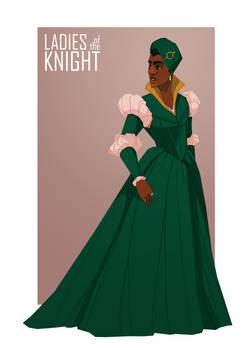 Minerva - Ladies of the Knight