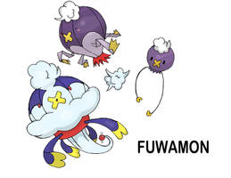 FUWA FAMILY by Wirlwin