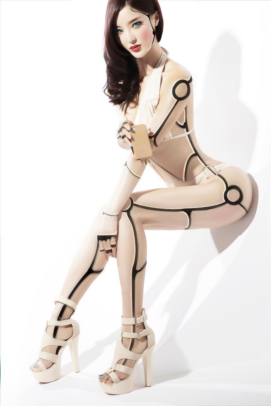 cyborg practice by PHDABC123