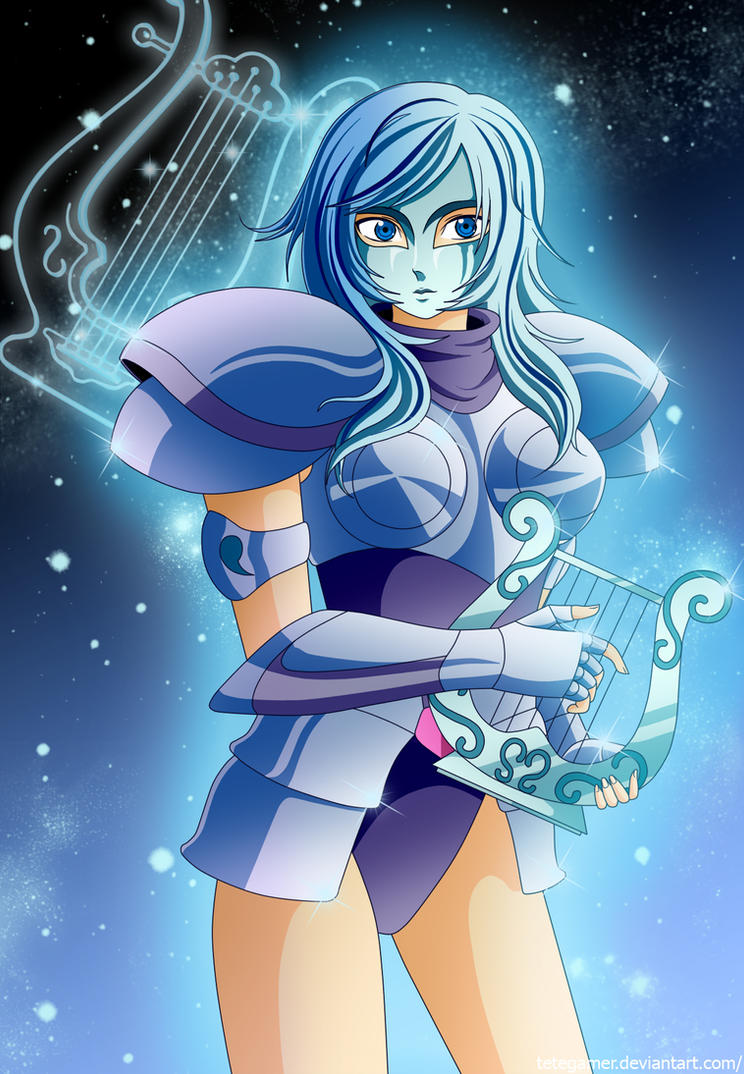 Silver Saint: Vega of Lyra by TeTeGAMER