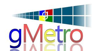 GMetro Remix of 'Awesome Windows 8 Wallpaper'