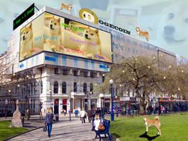 Dogecoin Fan art  Dogecity Center