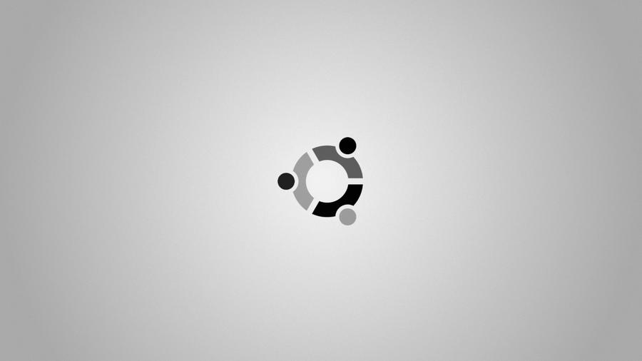 Ubuntu white by Sishnizzle