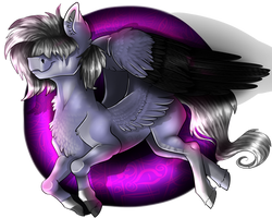 [COMM.] ~Dark Magic~ by MLPloverDash