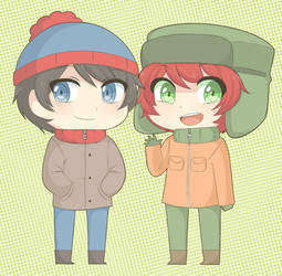 South Park: Stan and Kyle