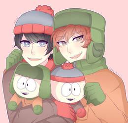 South Park: StanXKyle Collab~