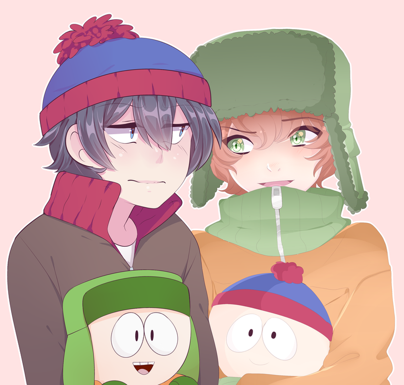 South Park: Best Friends by SecretNarcissist