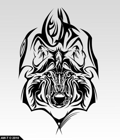 Wolf Tattoo Desing v2 by AbsoluteWolf  DeviantArt More Like Wolf Tattoo  Desing v2 by AbsoluteWolf. Desing Pic