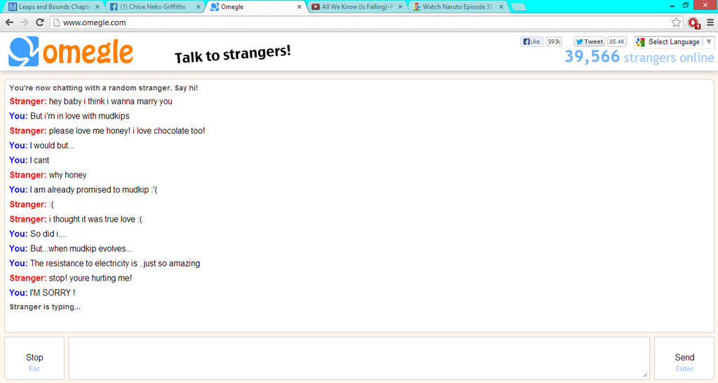 omegle add on