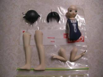 Garage kit Figure Petoko parts by raptor-tk
