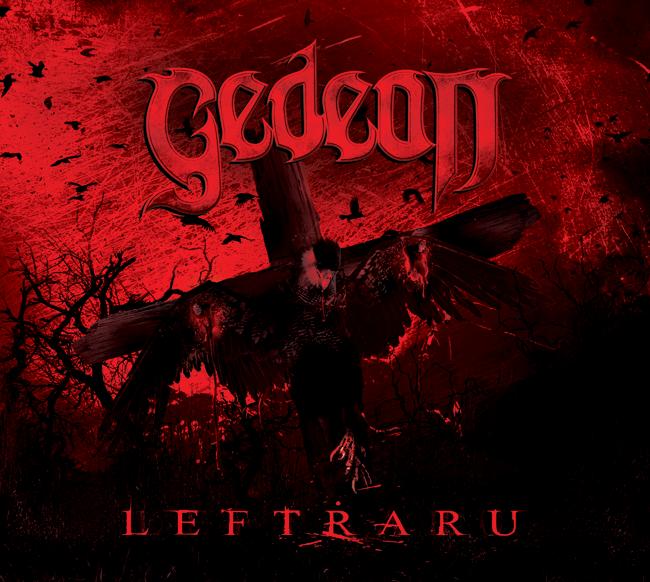 Gedeon - Leftraru. by Sidiuss