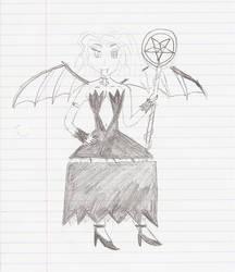 Lilith-Rough Sketch