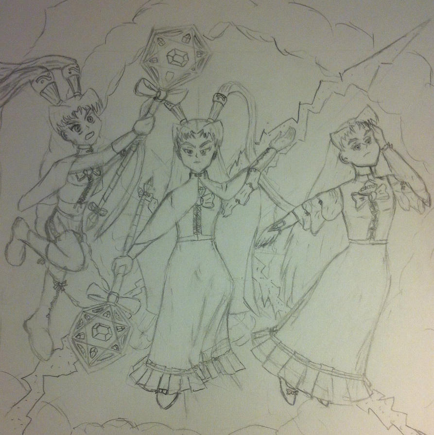 Relivar (Sketch) by Nekorin-Gatacat