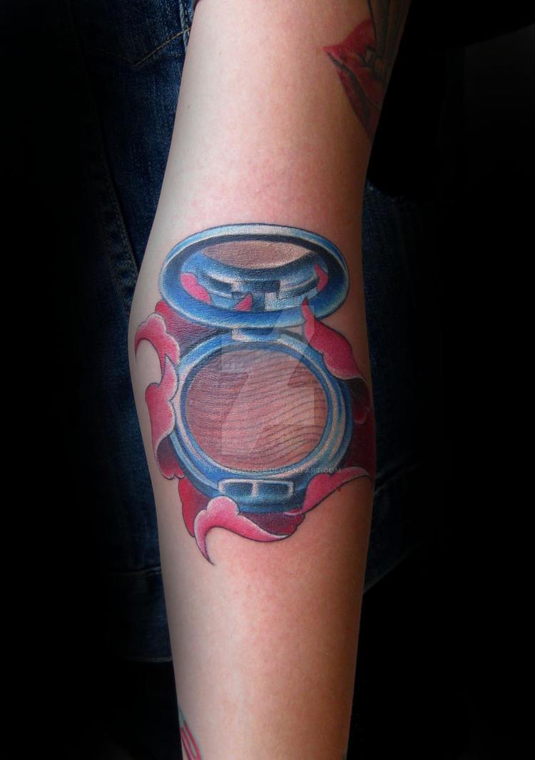 makeup tattoo by tattoosbybob