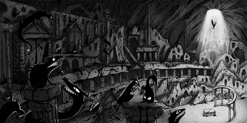 Underground by MO-ffie
