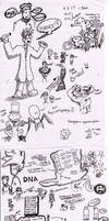 Science Class Notes by Iddstar