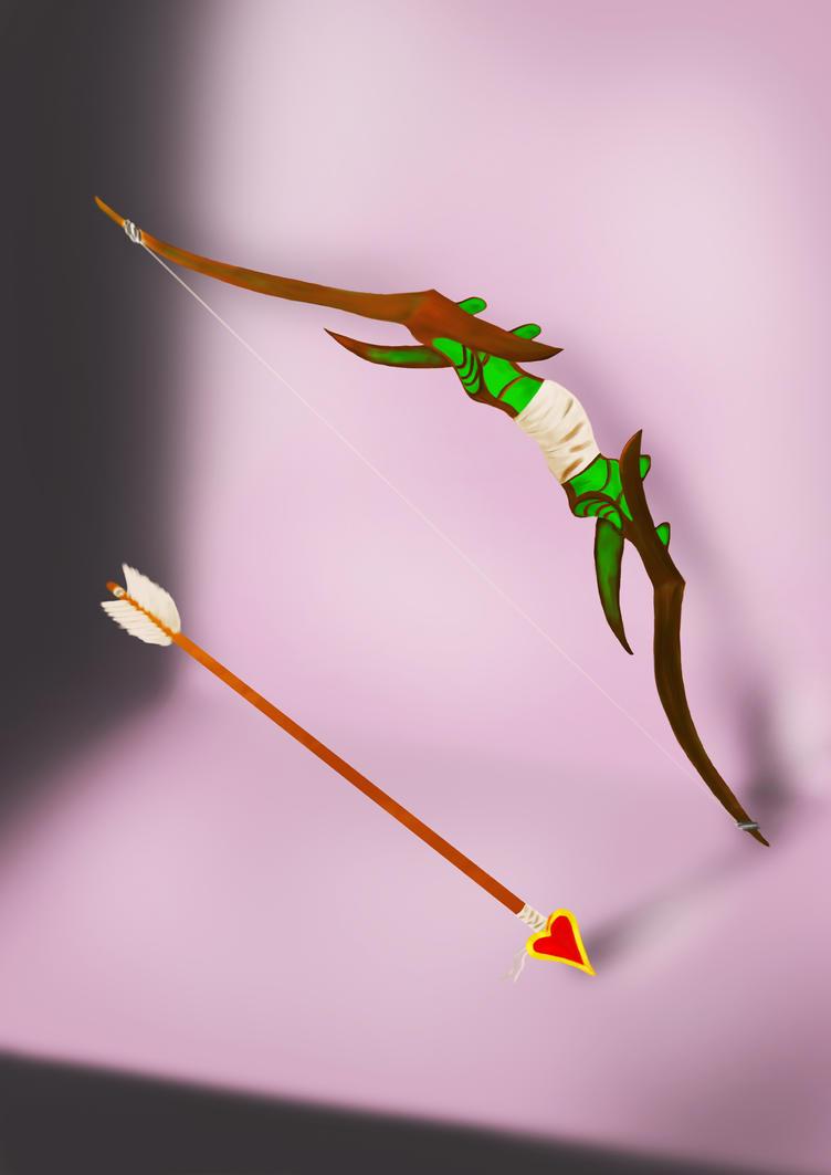 Bow and Arrow by dregamesta