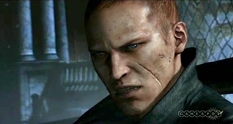 Resident Evil 6: The Third Guy is Wesker's Son