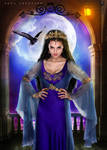 Morgana pendragon fan art