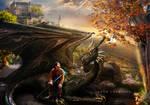 Merlin (the last dragon lord)