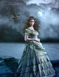 TVD- Kathrine Pierce by ektapinki