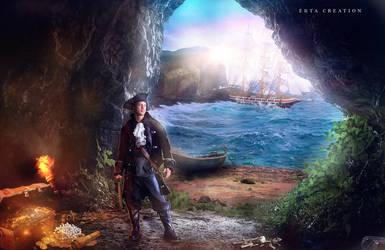 Pirate by ektapinki